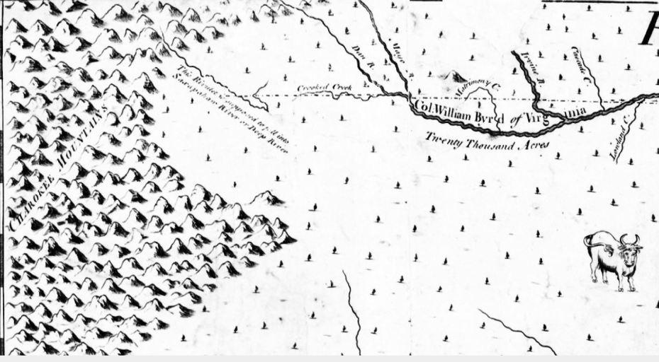 1733 Cherokee Mountains